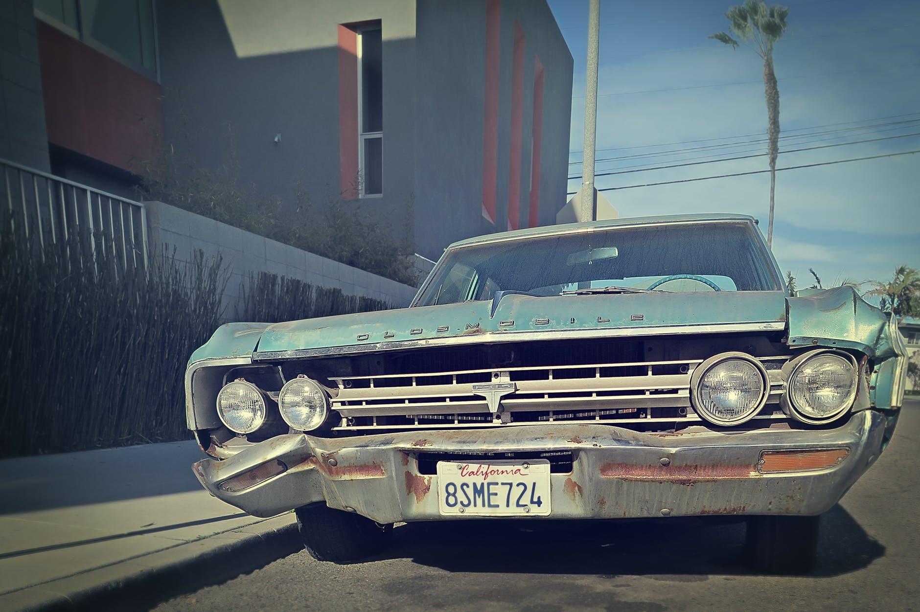 automobile car chrome classic